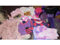For sale size 2-3/4-5 clothing bundle