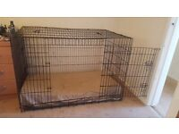 Jumbo extra large dog cage
