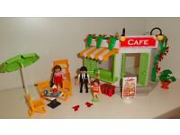 Playmobil Harbour Cafe