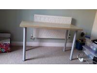 Ikea table with removable legs. Please read description