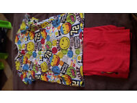 For sale childrens size 13-14yrs pjs