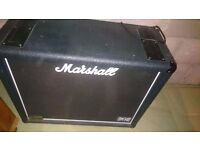 Marshall 1936v 2x12 AS NEW CONDITION