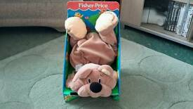 Fisher Price soft huggable toy