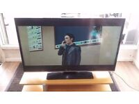 "JVC 40"" Full HD 1080p Smart Freeview LED TV With Warranty £160"