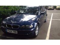 BMW 3 SERIES 320d 6 speed