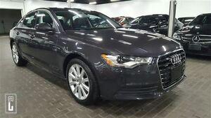2012 Audi A6 3.0T NAVIGATION
