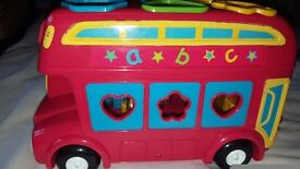 ELC Bus with shapes