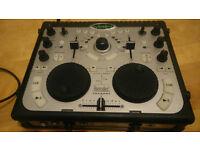 DJ Console Hercules multi channel USB soundcard DJ Mix controller nice condition £30.00 O.N.O.