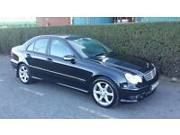 2006 Mercedes C200 Sport / Excellent Condition / Full Service History / MOT'd until May 2018