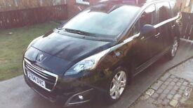 Peugeot 5008 2015 nice and clean 1.6 hdi