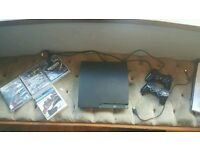 Playstation 3 300GB with 2 Controllers