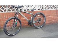 Cannondale trial 5 mountain bike for sale or swap for a cheap car