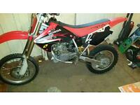 Honda Cr 85 2005 small wheel kx yz ktm Crf