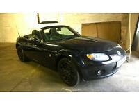 Mazda MX-5 2.0 Sport 2dr, very low price. warranty breakdown cover included etc, finance possible