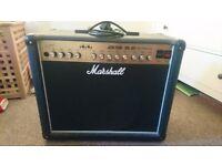 Marshall JCM 2000 all valve amplifier