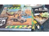 Deadly 60 lego set