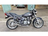 Kawasaki Zephyr 550. 1996 N. 12,600 miles warranted. 1 owner. FSH. MOT to July 19. Immaculate.