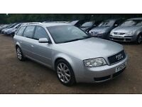 Audi A6 Avant 2.5 TDI Sport 5dr (CVT), HPI CLEAR, LONG MOT, GOOD CONDITION IN AND OUT, BARGAIN