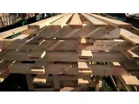 8ft x 4ft wooden pallets