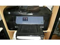 Hp office jet 6500a wireless all in one printer copier scanner