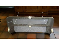 Lindam Easy Fit Bed Guard - Neutral Colour - Excellent Condition