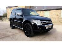 Mitsubishi shogun warrior 3.2 did swb