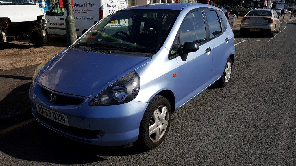 2003 Honda Jazz Manual 1.4