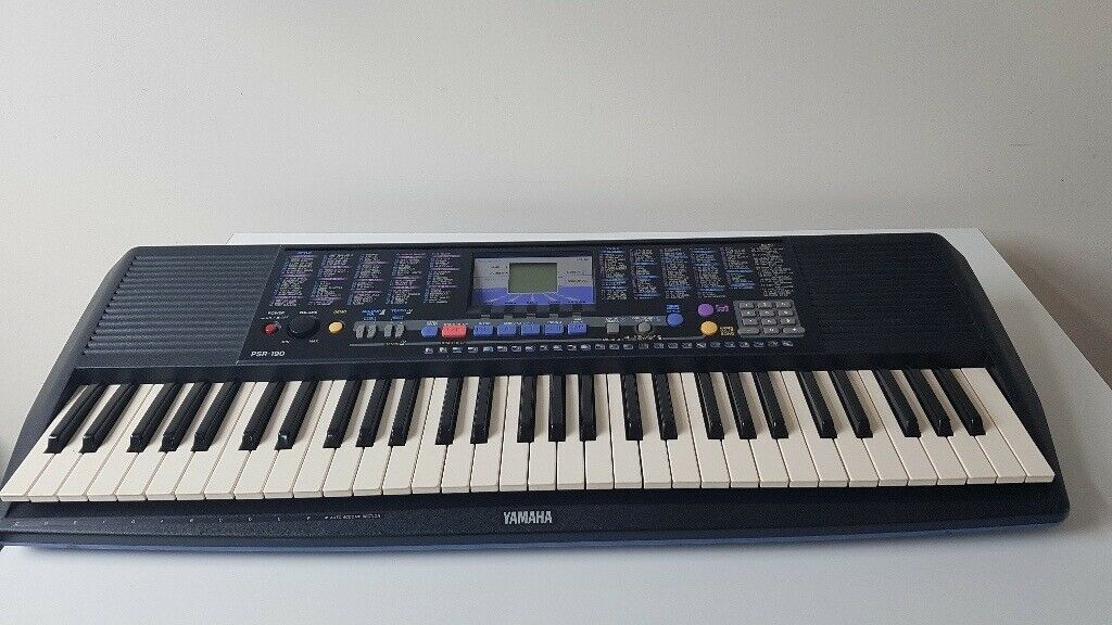 Yamaha Electronic keyboard | in Newcastle, Tyne and Wear | Gumtree