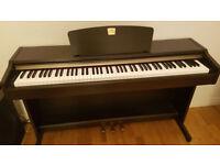 Yamaha Clavinova Digital Full Piano 88 key note weighted keyboard