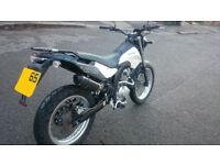 2015 Derbi Piaggio SENDA SM 125 CROSS CITY 65reg just serviced