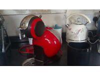crups coffee machine