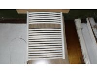 Koralux tubular oiled filled radiators with electric heating