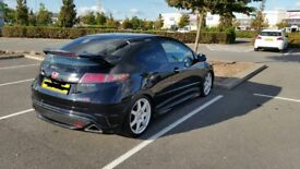 Honda Civic Type R GT FN2 Model-Great Example Stunning Car