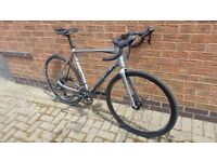WHYTE RD7 SUSSEX - ROAD BIKE - DISC BRAKES - RRP£895 - Not Cube Giant Cannondale Specialized