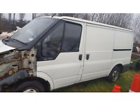 Ford transit parts, 2004