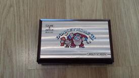 Donkey Kong II 2 Nintendo Game & Watch LCD Retro Game