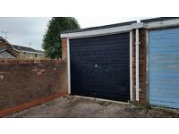 Secure Lock-Up Garage to Rent @ 3 Maori Avenue, Hucknall, Nottingham NG15 6RE