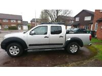 2007 Nissan Navara Outlaw 2.5DCi Double Cab