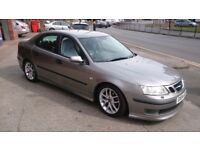 Saab 9-3 AERO Manual. Mint condition. Clean throughout. First come - first serve