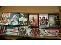 115+ dvds for sale