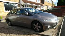 2007 ,1.8 petrol honda civic