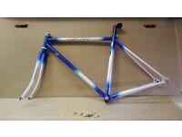 Columbus Aelle Bike Frame made by Certini