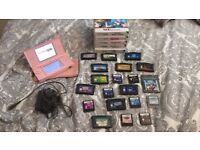 Pink DS and 25 games