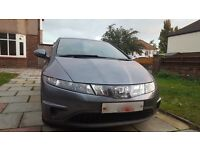 HONDA CIVIC 1.8 I-VTEC SE 2006/06 MK8 NOT TYPE R
