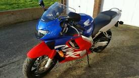 Honda CBR600F 9400 miles