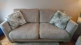 FOR SALE! 3 seater. 2 seater. 1 seater. Foot poof with storage