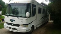 2003 R-Vision CONDOR 1340 35 FOOT 2 SLIDES WORKHORSE CHASSIS 8.1