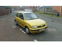 stunning nissan micra 1.0 gx AUTOMATIC only 52l original miles