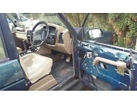 Land Rover Discovery - Project / Donor vehicle.