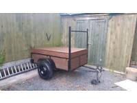 6ft x 4ft trailer
